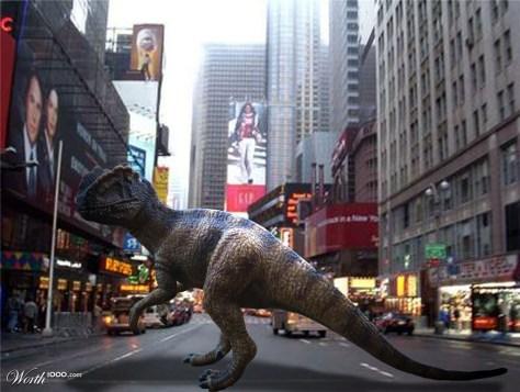 Dinosaur City