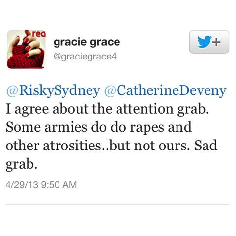 Grace comment
