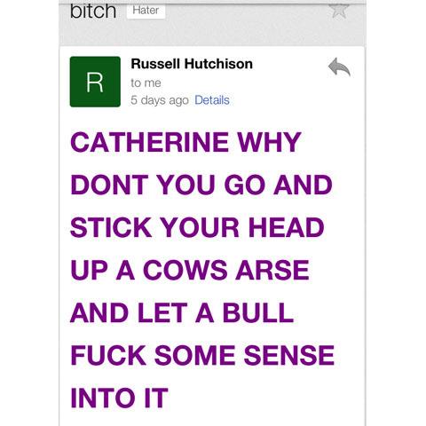 Hutchison comment