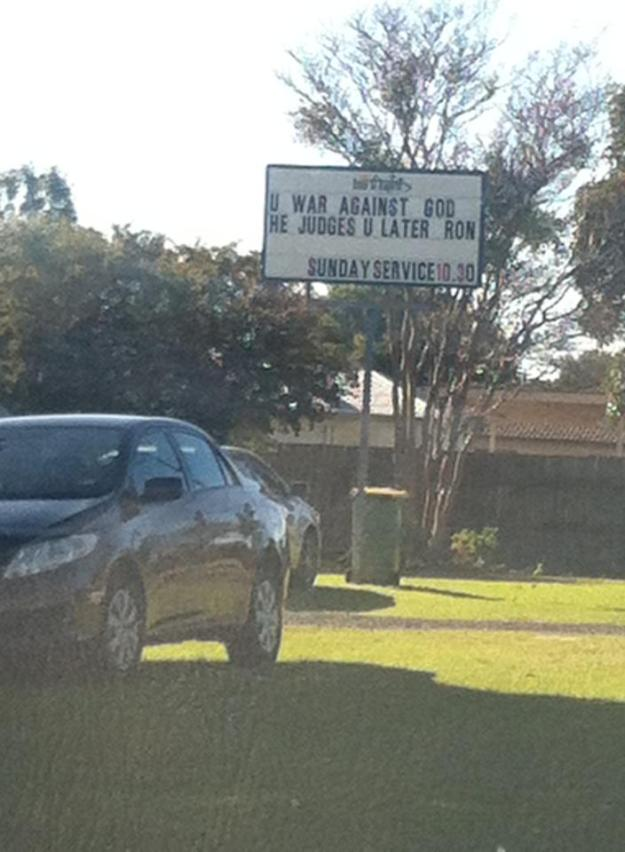 Eiser St Baptist Church