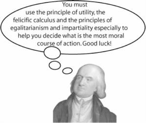 Bentham Cartoon