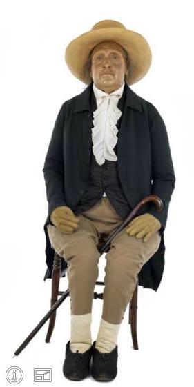 Jeremy Bentham Auto Icon