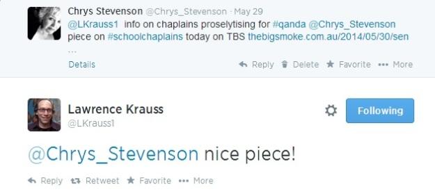 Krauss - Tweet
